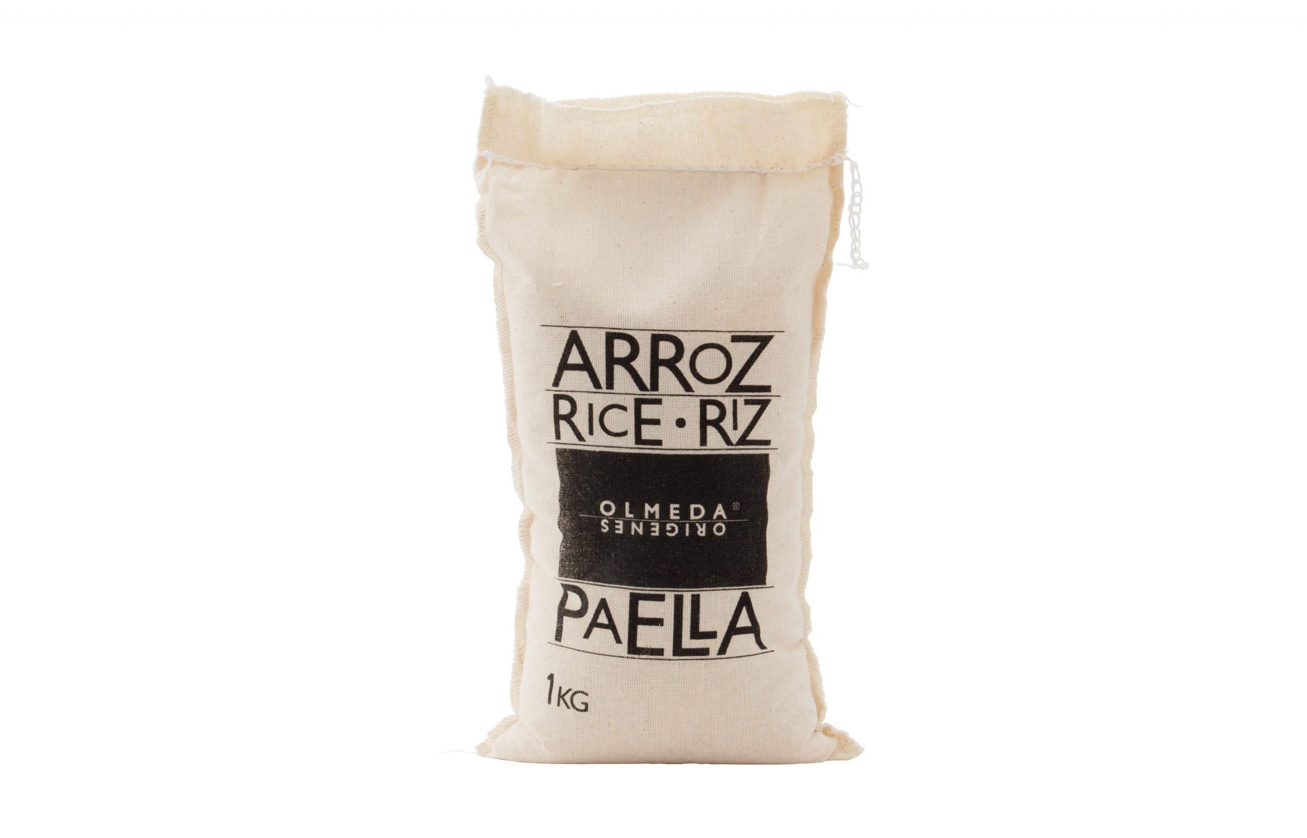 26003_ARROZ PAELLA_PAELLA RICE_OLMEDA_ORIGENES_1KG_ALTA